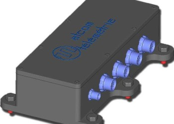 amplificateur de signaux haute temperature durci 32 voies