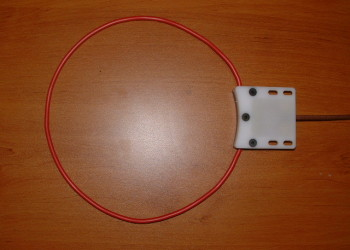 boucle pour alimentation par induction flexible et incassable