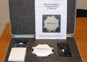 ensemble complet module de mesures 24 voies par transmission radio