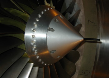 mesure de vibrations et temperarure sur turbine basse pression