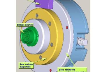module essieux  24 voies de mesures avec codeur roue integre