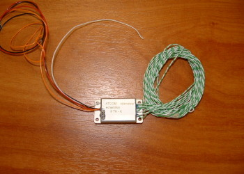 module ate6-ind six voies thermocouple type K