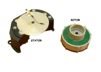 telemetrie 32 voies de mesure pour moteur electrique