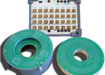 telemetrie turbine hydraulique rotor et stator